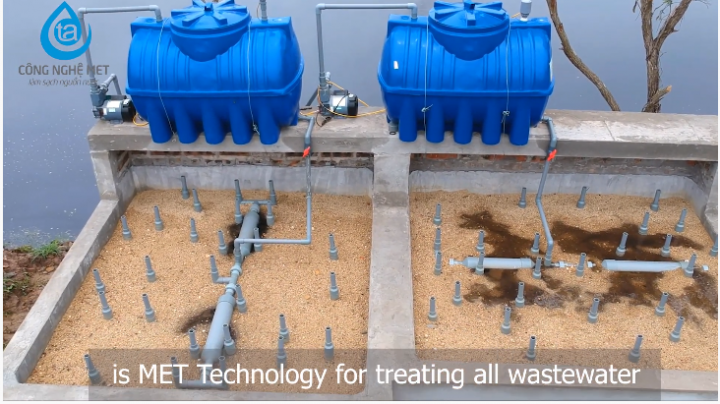 Công nghệ MET đứng top đầu công nghệ sinh thái