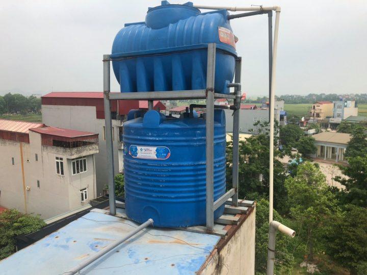Giải pháp xử lý nước giếng không tốn kém chi phí