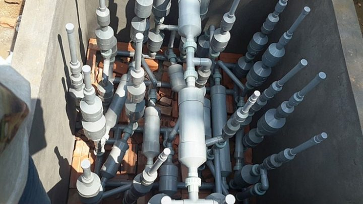 Xử lý nước thải công suất từ 2 đến 5m3 nước thải ngày đêm