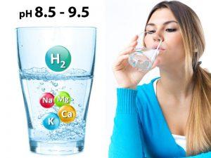 Giải pháp xử lý nồng đồ pH thấp trong nước