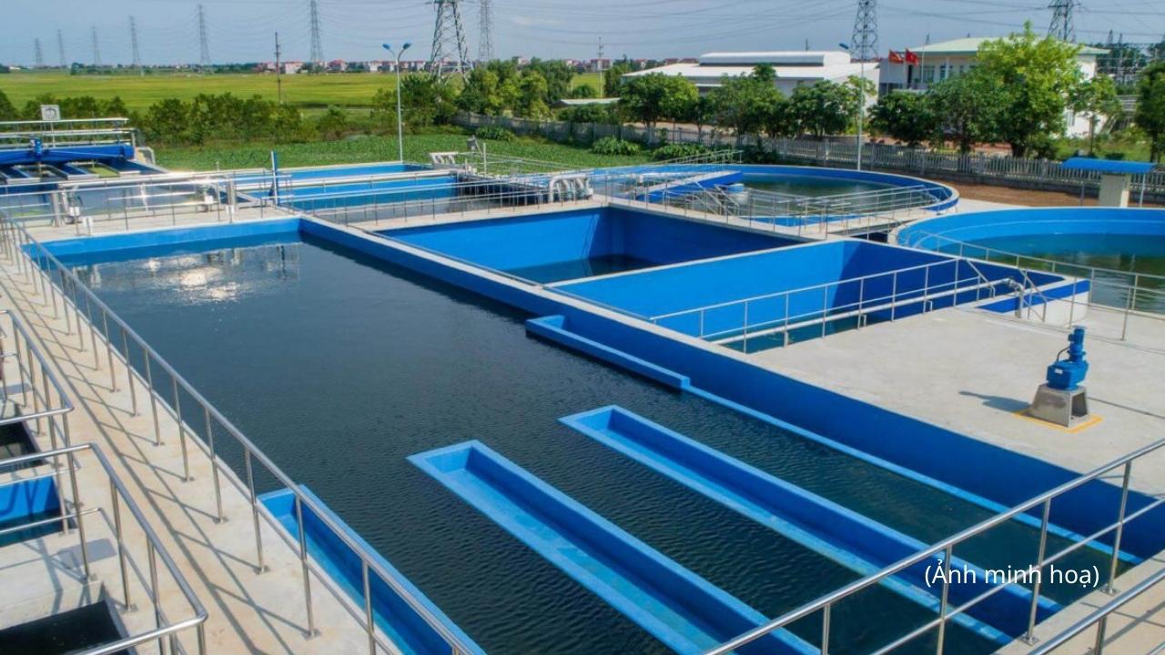 Xử lý sơ bộ nước thải công nghiệp