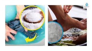 xử lý nước bằng phèn chua