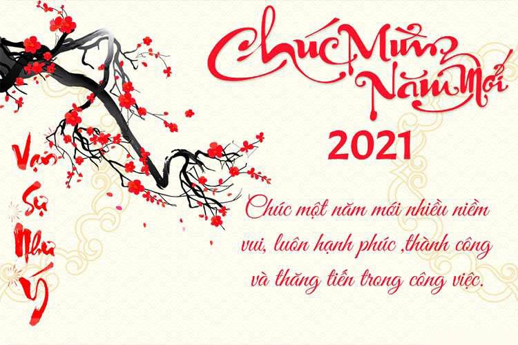 CÔNG NGHỆ MET - CHÚC MỪNG NĂM MỚI 2021