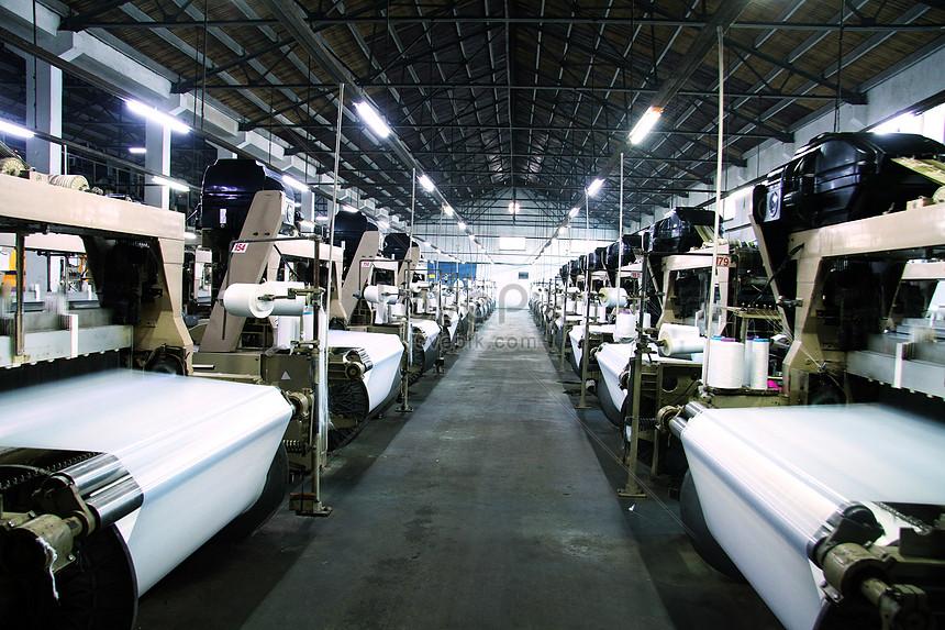 nhà máy sản xuất vải