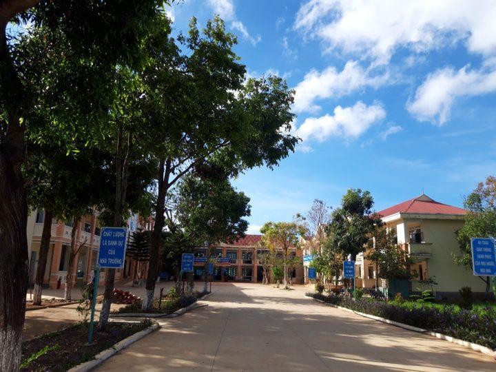 Dự án nước sạch vì cộng đồng