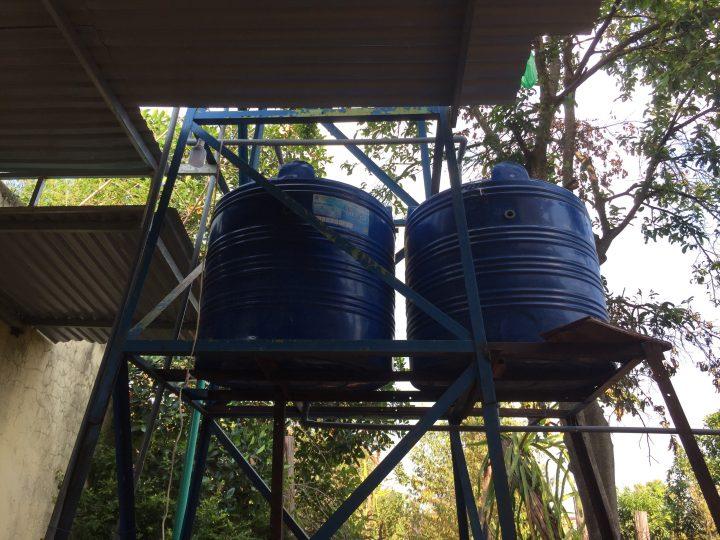 Dự án vì cộng đồng lắp đặt hệ thống xứ lý nước đầu nguồn tại trường tiểu học Hùng Vương