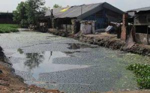 Tình trạng xử lý nước nước thải sinh hoạt ở Hà Nội