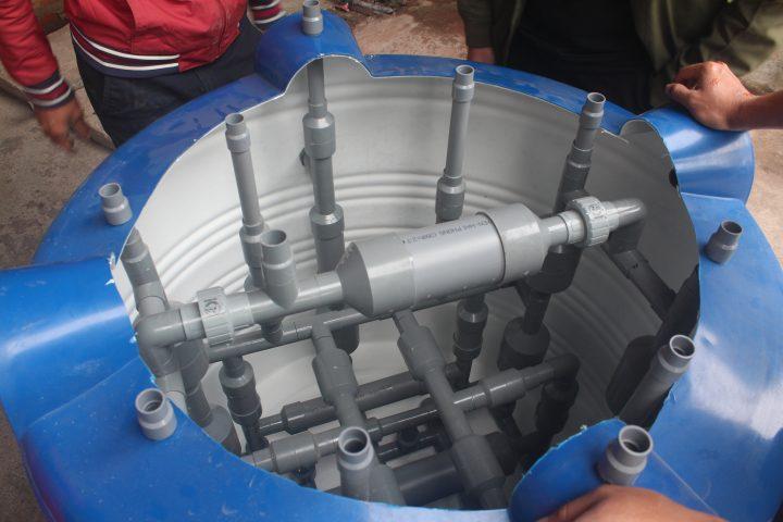 Cách xử lý nước giếng khoan có mùi hôi tanh hiệu quả
