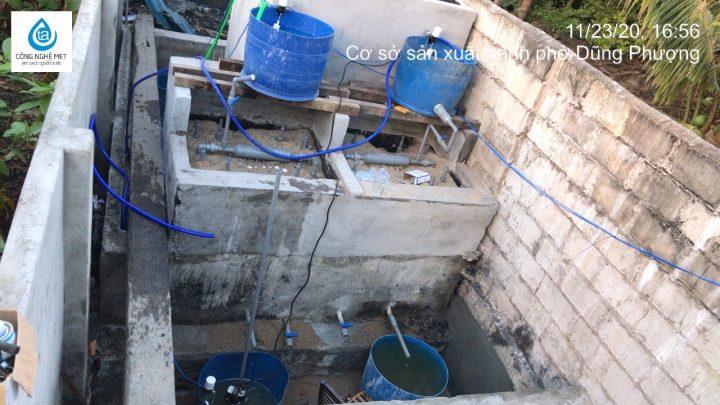 Dự án xử lý nước