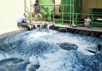 Quy trình xử lý nước làm giấy công nghiệp