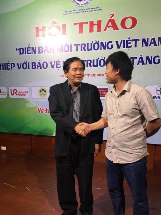 """Công nghệ MET tại """"Diễn đàn môi trường Việt Nam – Doanh nghiệp với bảo vệ môi trường và tăng trưởng xanh"""""""