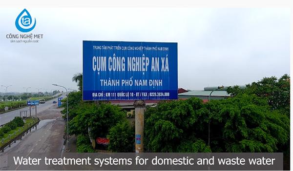 Cụm công nghiệp An Xá – Nam Định