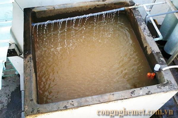Xử lý nước giếng khi có mùi hôi