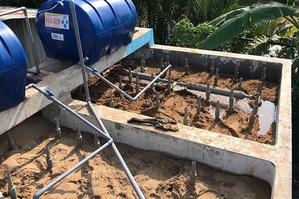 Làm sạch nguồn nước bằng công nghệ met