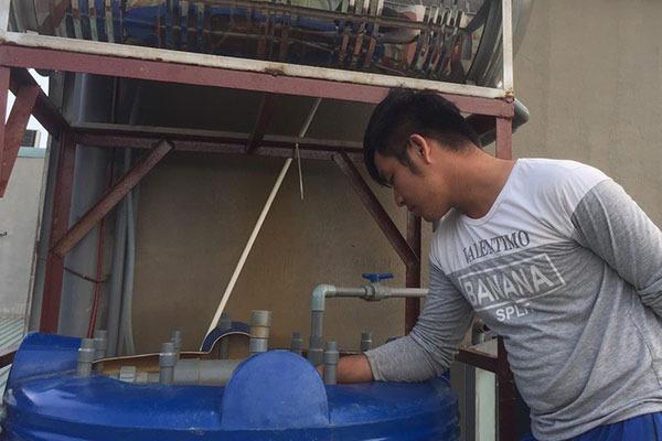 Lắp đặt hệ thống công nghệ Met để xử lý nước