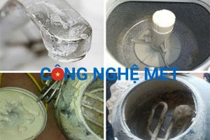 Hệ thống lọc nước đá vôi