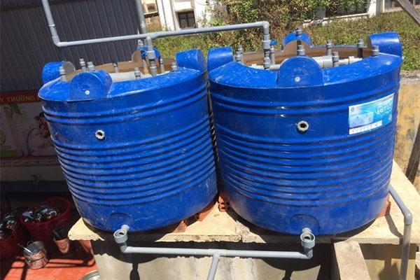 Sử dụng công nghệ Met để lọc nước hồ cá sao cho phù hợp nhất