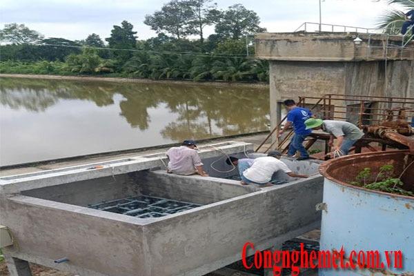 Sử dụng công nghệ Met cho ao nuôi trồng thủy hải sản