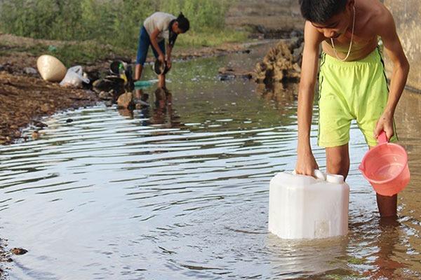 Xử lý nước sông